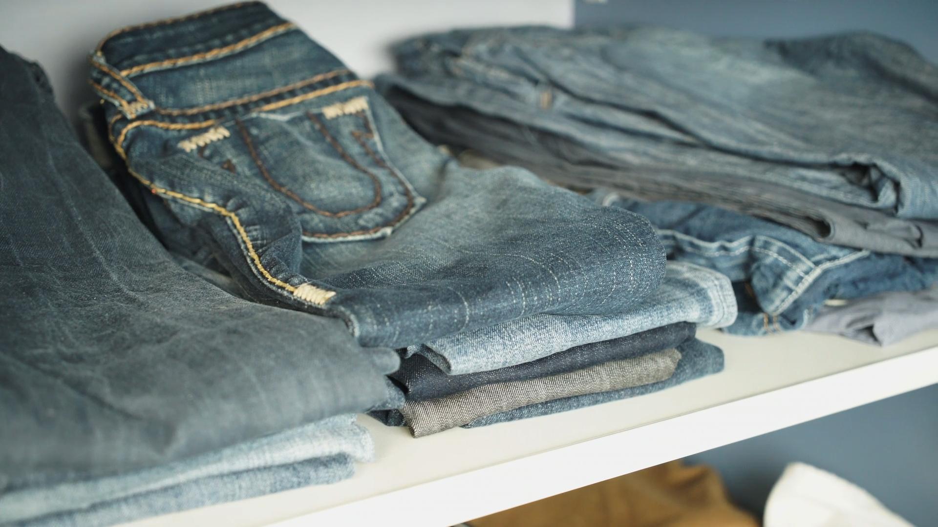 Jak dbać o jeansy?