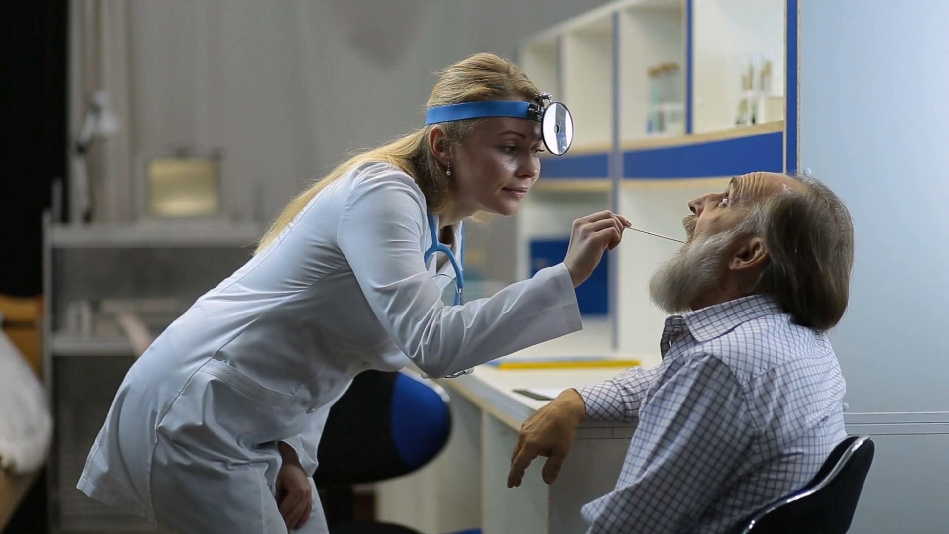 Objawy raka języka