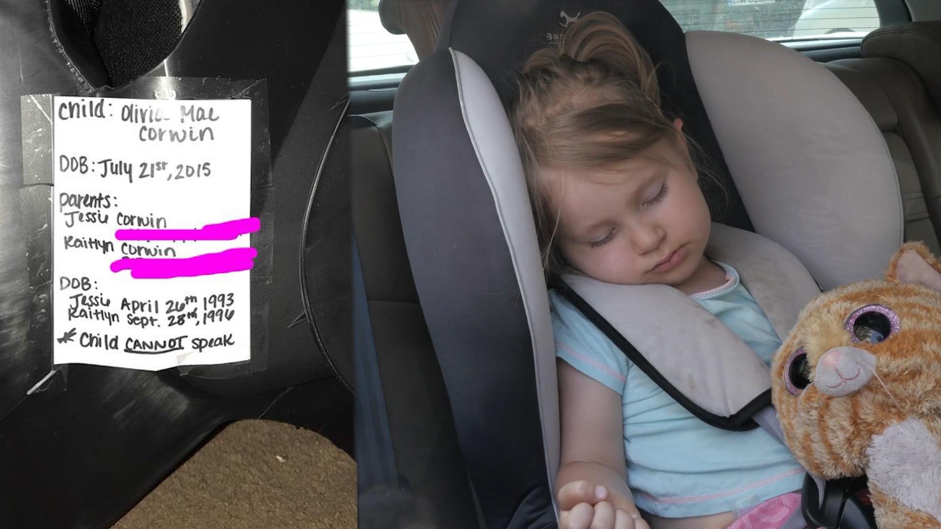Trik, który może uratować życie dziecka w wypadku samochodowym
