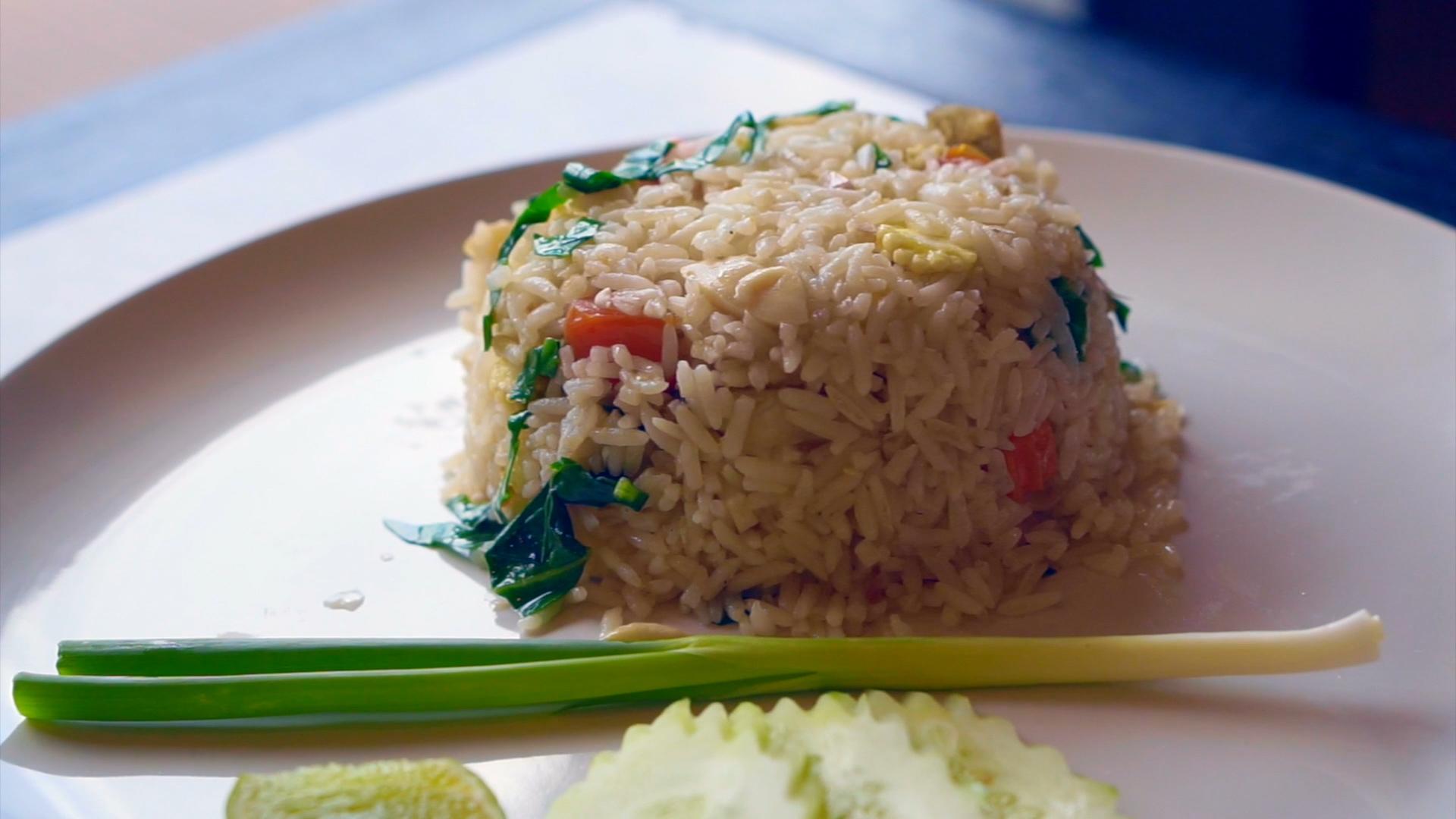 Ryż pomaga w walce z otyłością
