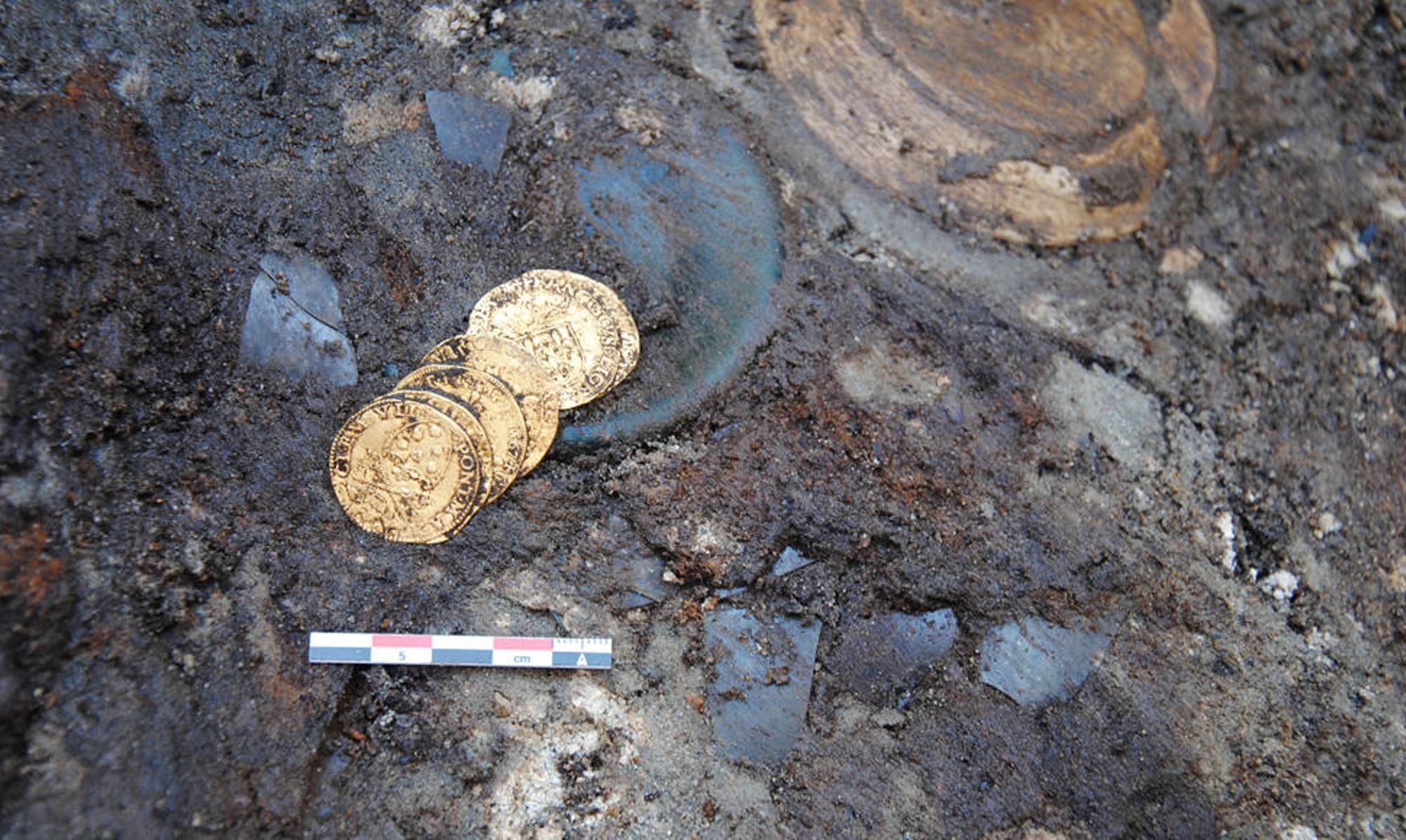 Przypadkowe odkrycie za Odrą. Mają co najmniej 300 lat