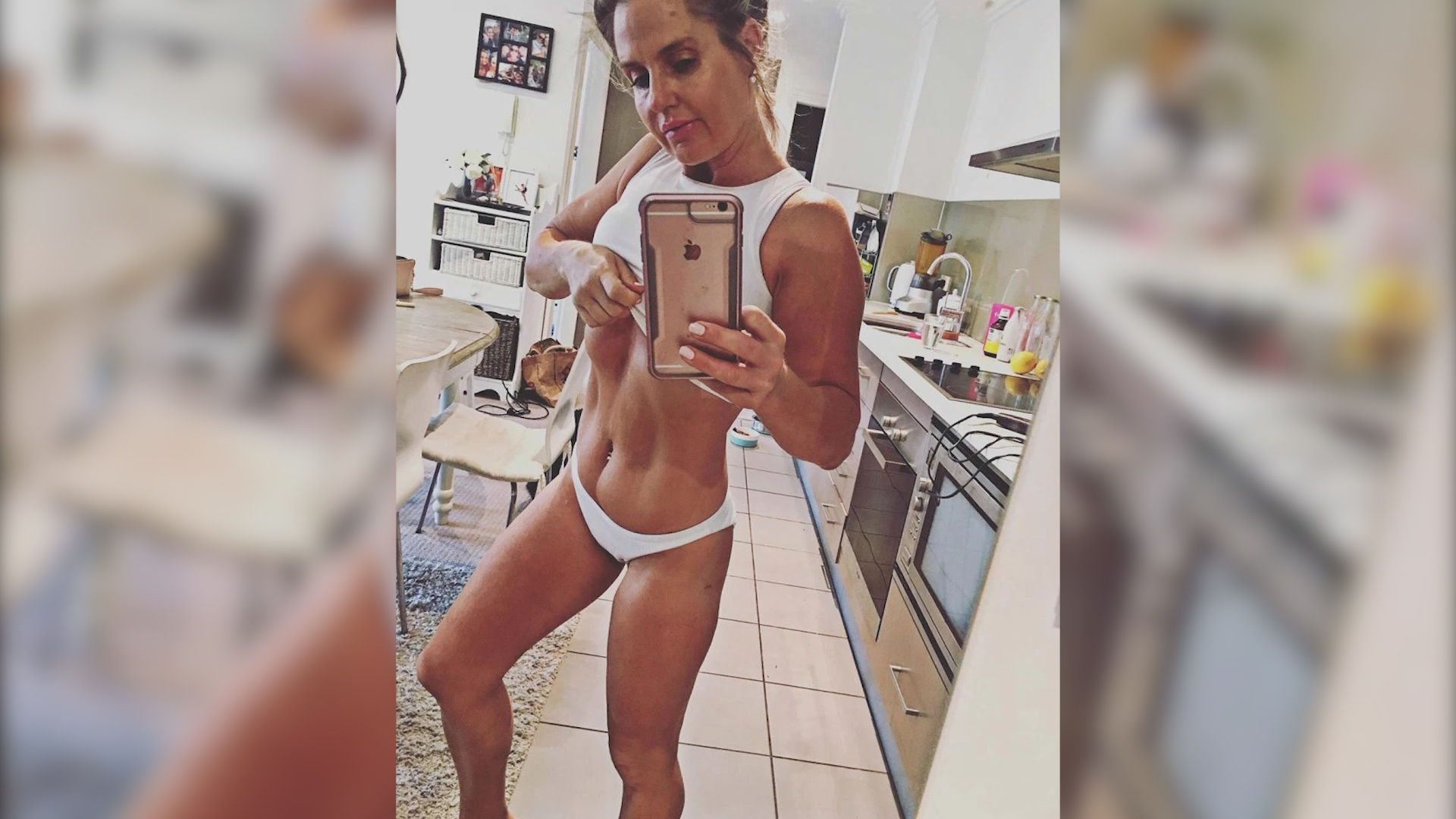 Seksowna 47-latka. Jej sekret to 3-tygodniowe głodówki
