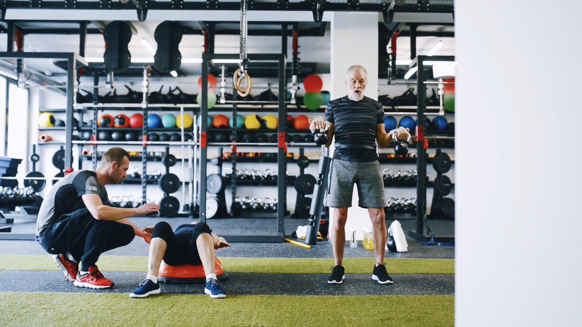 Ćwiczenia 3 razy w tygodniu odmładzają mózg o 10 lat