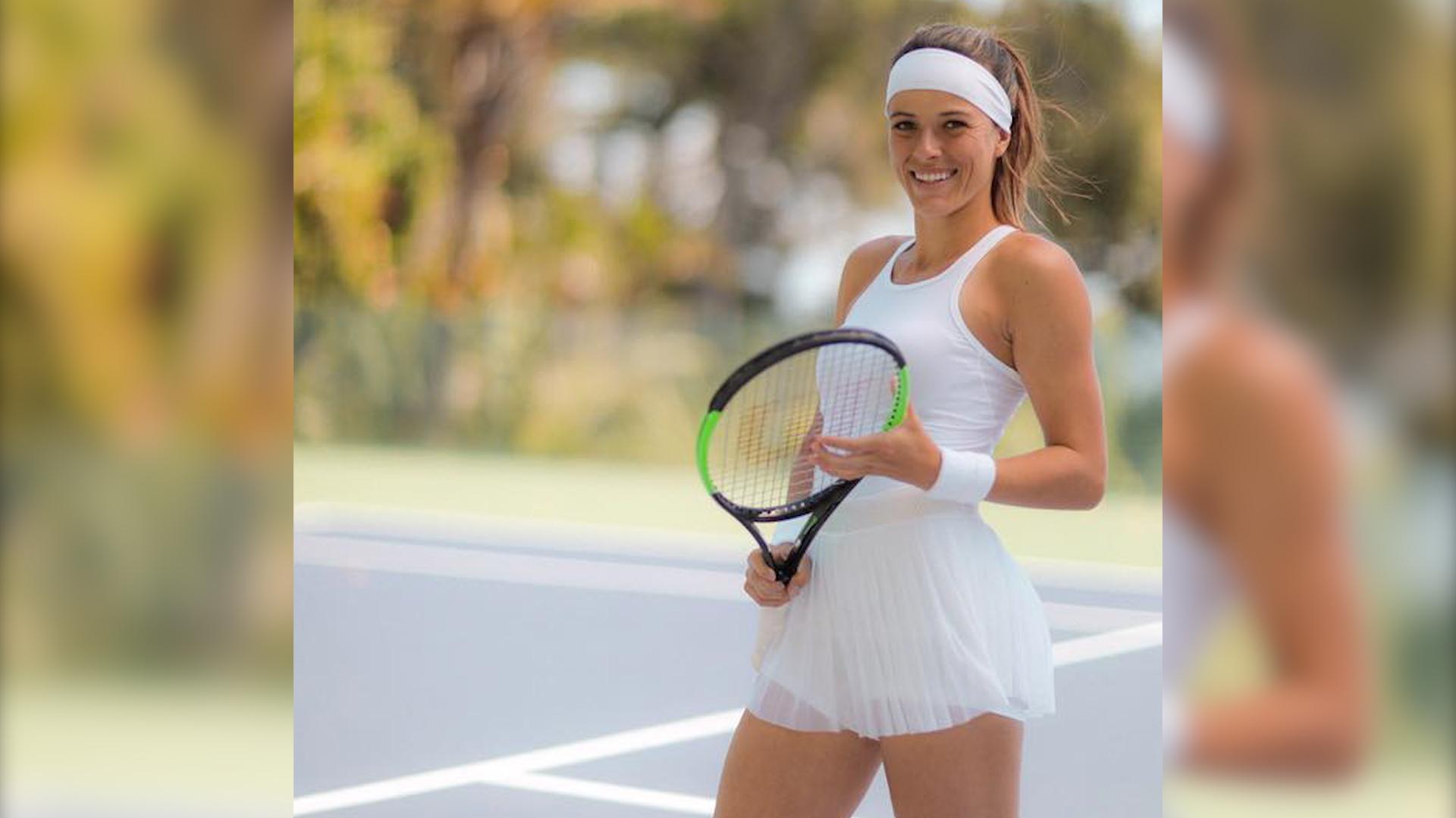 Gwiazda tenisa opowiada, jak dentysta zdiagnozował u niej raka