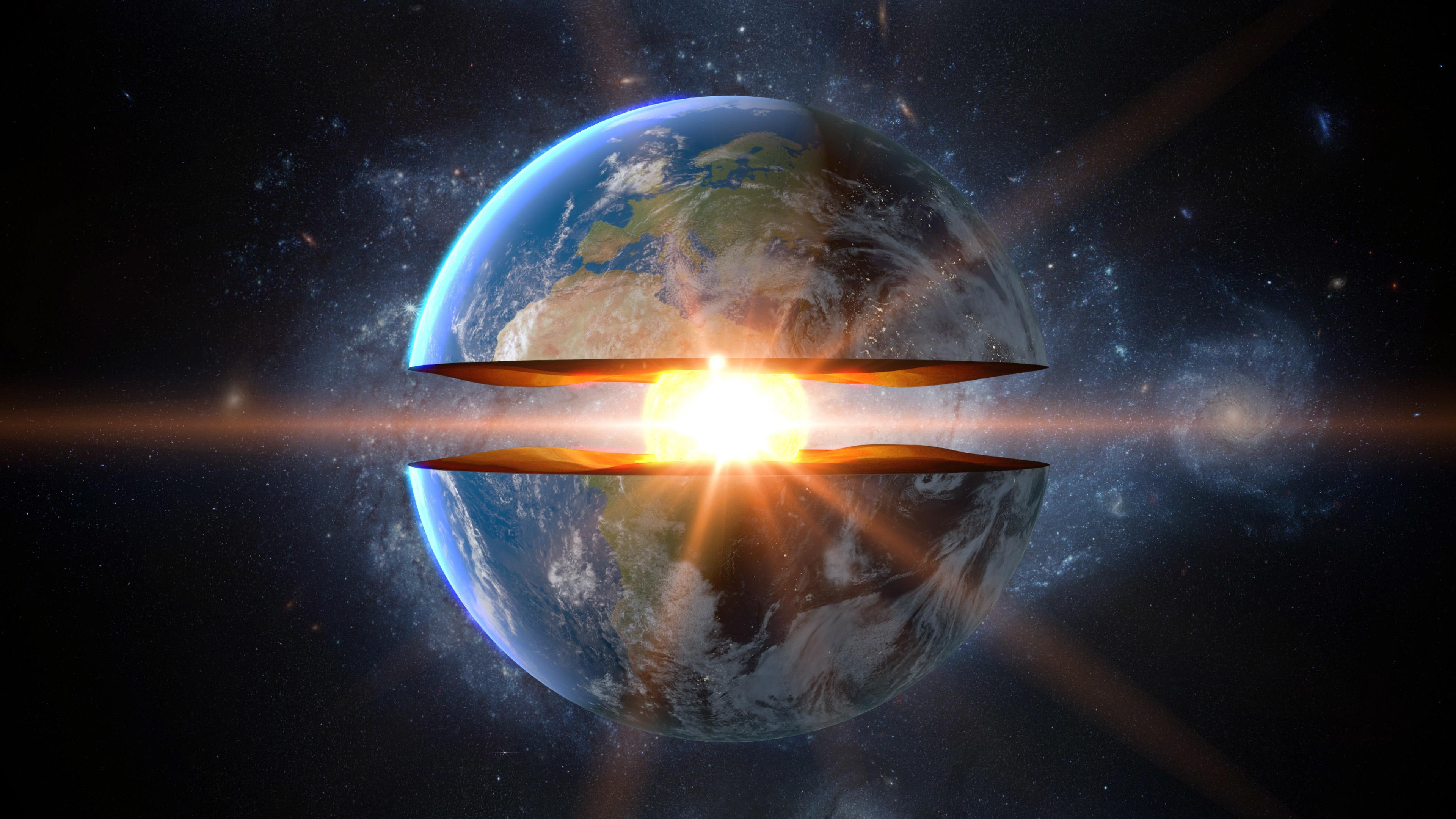 Jądro Ziemi przecieka. Zaskakujące wyniki historycznego badania