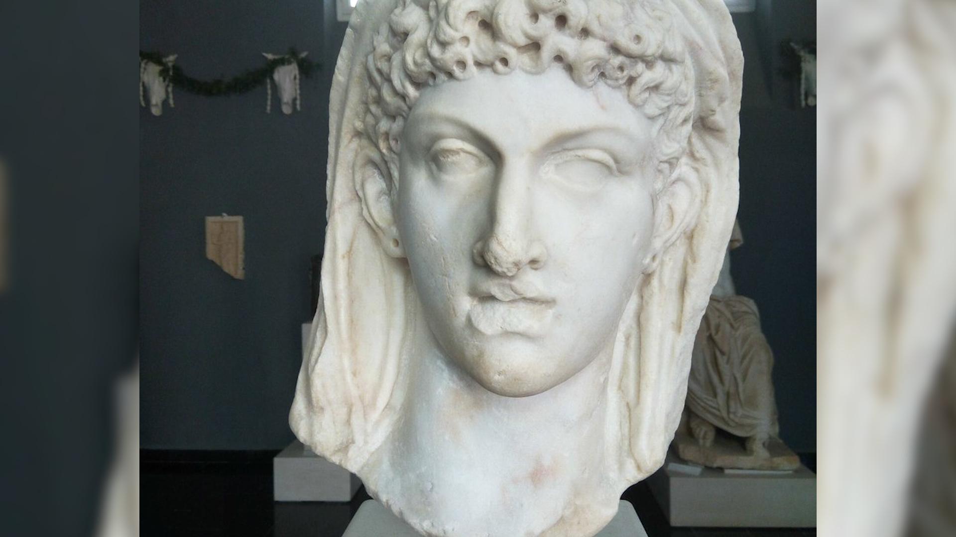 Zapomniana córka Kleopatry