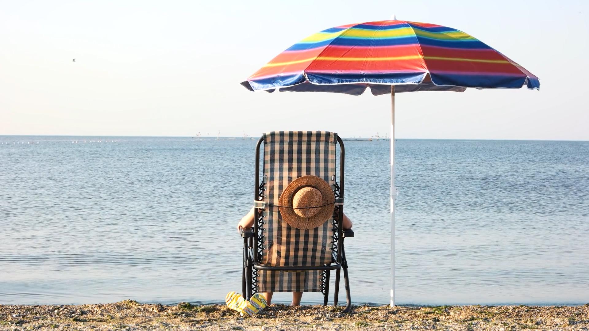 Parasole plażowe stanowią zagrożenie