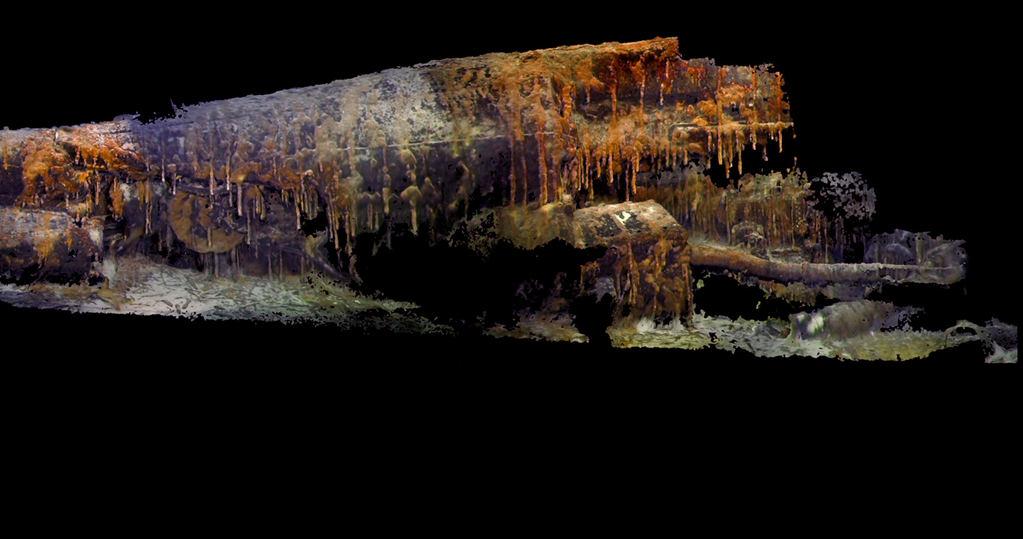Czekali na to od 80 lat. Spektakularne odkrycie na głębokości 820 m