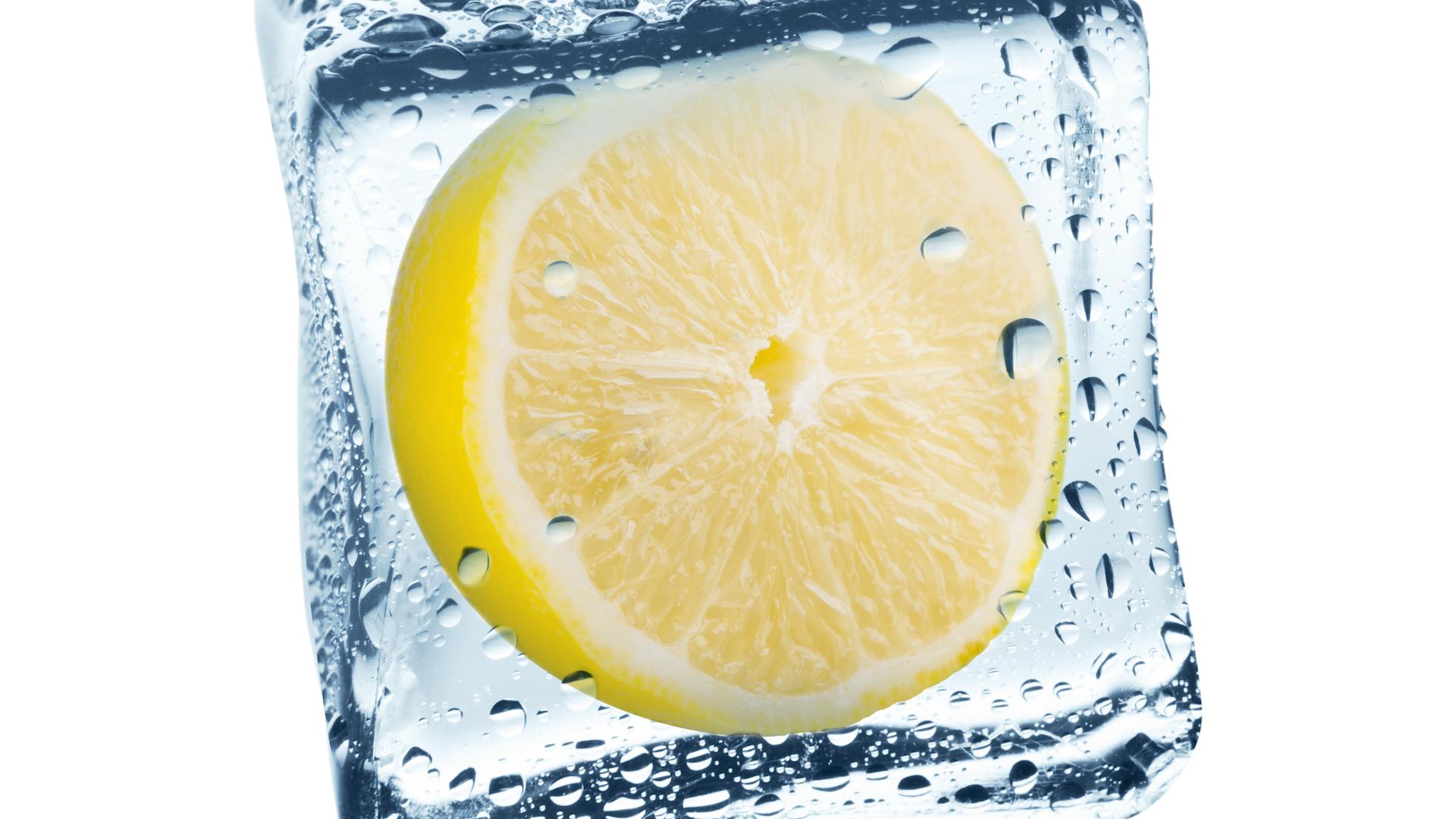 Zalety spożywania mrożonych cytryn
