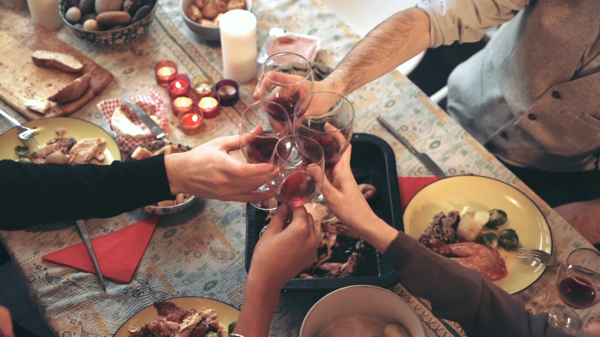 Alkohole, których należy unikać podczas świąt