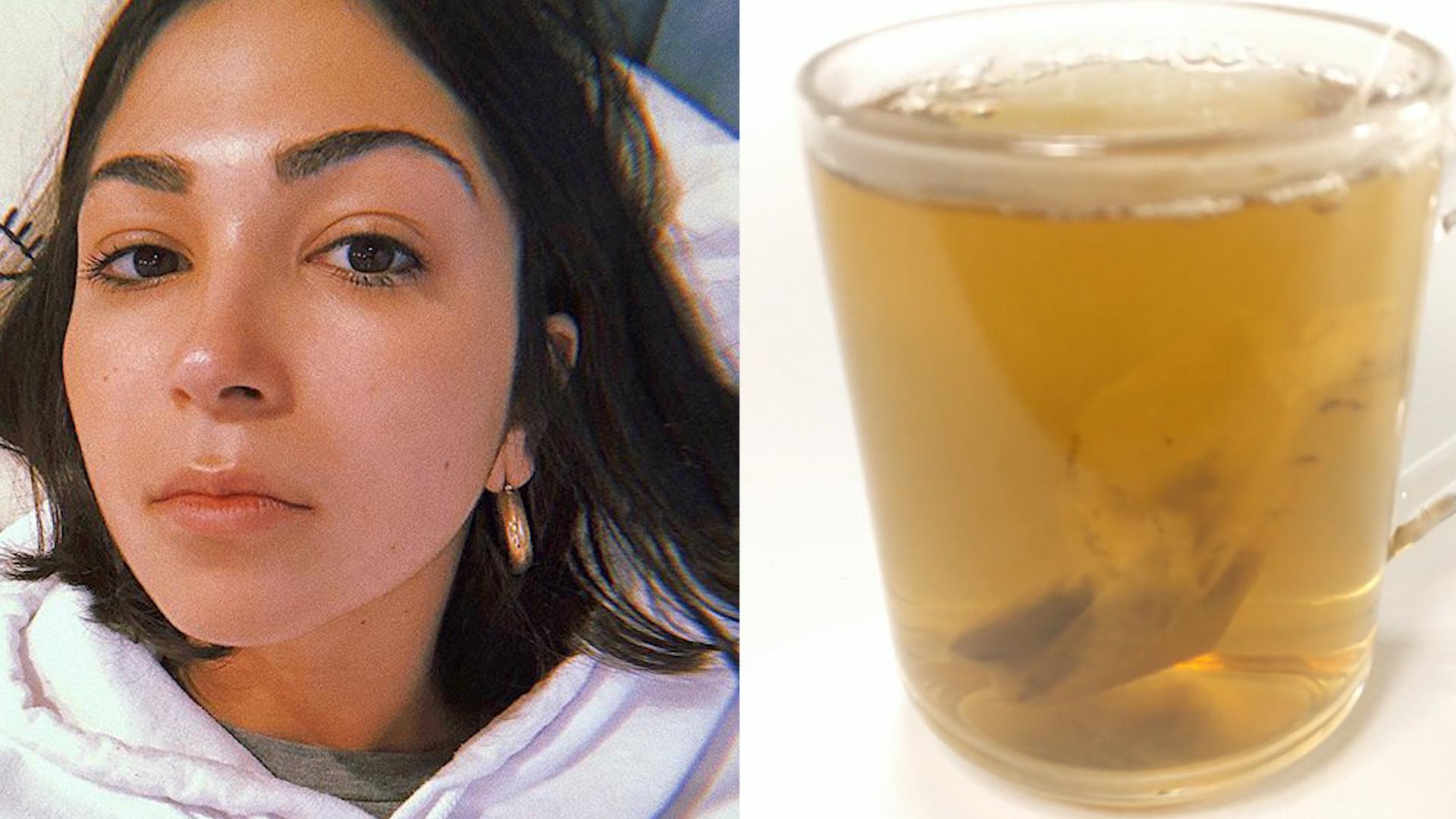 Herbaty oczyszczające zniszczyły jej układ pokarmowy