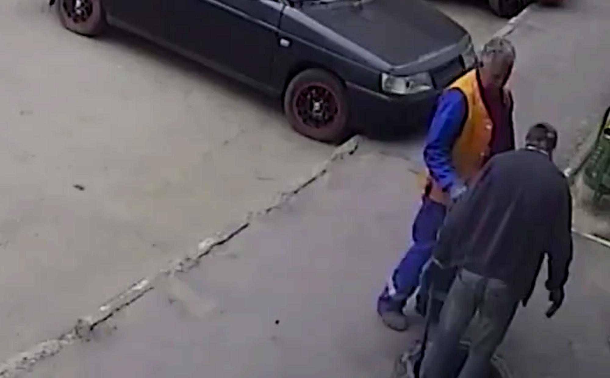 Otworzyli i odeszli. Policja wszczęła śledztwo
